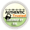Comodo - Secured by SSL