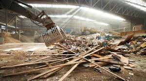 Duurzaam verwerken bouwafval en sloopafval - Bouwbakkie