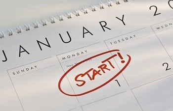 Van uitstel komt dit jaar géén afstel. Wat zijn jouw goede voornemens?